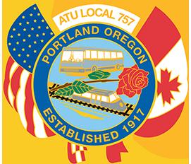 Amalgamated Transit Union Local 757