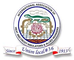 International Association of Heat and Frost Insulators and Allied Workers 36